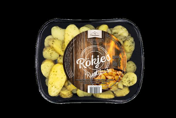 Rökjes Rustikus – Die Bratkartoffel