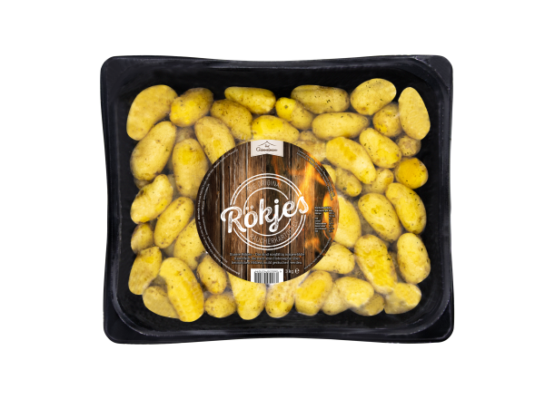 Rökjes – Die Räucherkartoffel